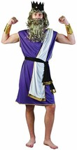 KING NEPTUNE, SEA GOD COSTUME, ADULT COSTUMES, MENS STAG NIGHT/FANCY DRE... - $37.95