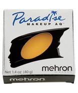 Mehron Paradise Makeup AQ Professional Size Basic Series 1.4 oz Yellow - $12.75
