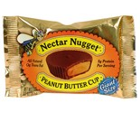 Natural Nectar Nugget Cups  Peanut Butter  1.12 oz  Case of 24