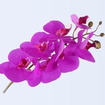 Artificial Orchid Artificial Flowers Real Touch Wedding Decoration Home Decor - $6.73