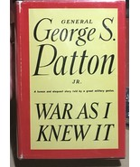 War As I Knew It - by George Patton - Inscribed by George C. Scott to Dr... - $759.50