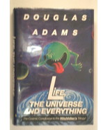 RARE Life, the Universe and Everything Douglas Adams 1st Edition, Signed - $186.69
