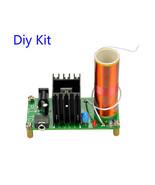 DIY Kits 15 Watt Mini Music Tesla Coil Plasma Speaker Tesla Arc Generated - $27.61