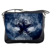 Messenger Bag The Dallas Cowboys Logo Professional American Football Team Fantas - $30.00