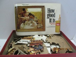 Jigsaw Puzzle Winston Cigarette Advertising Promotion - $12.64