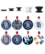 Pop up Phone Holder Expanding Stand Finger Grip Mount San Diego Padres - $11.99