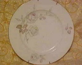 "Plate Johann Haviland Bavaria Germany Rose Pattern Vintage 7.75"" - $6.88"