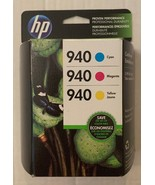 Genuine HP 940 Ink - CMY Color Combo Pack - $18.69