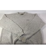 VTG Canon Pullover Sweater Heavy 100% Cotton Mens Large Photography 80s ... - $29.70