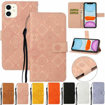 For Samsung A11 A21S A51 A52 A12 Magnetic Flip Leather Wallet Flip Case Cover - $59.01