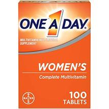 One A Day Women's Multivitamin, Supplement with Vitamin A, Vitamin C, Vitamin D, - $18.19