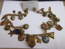 Costume Jewelry , NECKLACE  , Eclectic , Unique , Vintage , Retro ,1970s , - $94.91