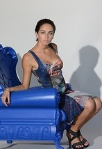 Eroke Italy: Midnight Color Storm Dress image 2