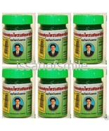 6 x 100g. HERBAL BALM FOR SPA & AROMA THERAPY RELIEF MUSCULAR PAIN by WA... - $62.00