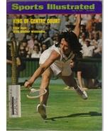 Sports Illustrated July 16, 1973 Bille Jean King wins Wimbledon - $18.95