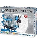 Smithsonian Model Engine Motor Works Science Kit Educational Toy Kids Wo... - $49.45