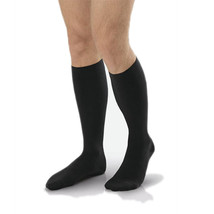 Jobst forMen Ambition 15-20 mmHg Size 3 Black Knee High CT Long - $38.44