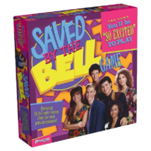 Saved By The Bell Board Game - $10.99