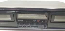 Onkyo Stereo Cassette Tape Deck TA-RW303 Tested image 4