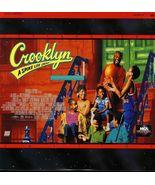 CROOKLYN  ALFRE WOODARD LASERDISC  RARE - $9.95