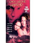 ONCE WERE WARRIORS RENA OWEN VHS RARE - $9.95