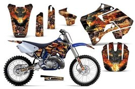 Firestorm-AMRRACING MX Graphics decal kit fits Yamaha YZ 125/250 (1996-2001)-... - $158.39