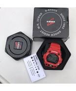 G Shock Casio  Watch 3194 Red G7900A-4 Original Packaging - $77.39
