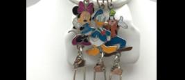 3 Disney Keychains for 1 price NOS - $13.30