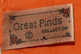 Great Finds Oklahoma State Place Mats CQ1261 Orange Black Set Of Two image 5