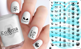 The Nightmare Before Christmas Nail Decals (Set of 63) - $4.95
