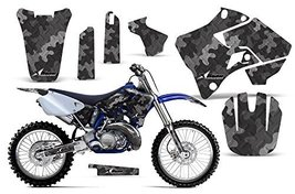 Camoplate-AMRRACING MX Graphics decal kit fits Yamaha YZ 125/250 (1996-2001)-... - $158.39