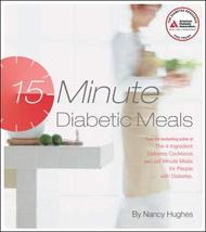 15-Minute Diabetic Meals [Paperback] Hughes, Nancy S. - $6.99