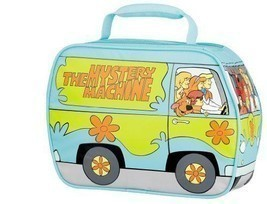 Thermos Novelty Lunch Kit, Scooby Doo and the Mystery Machine - $901,59 MXN