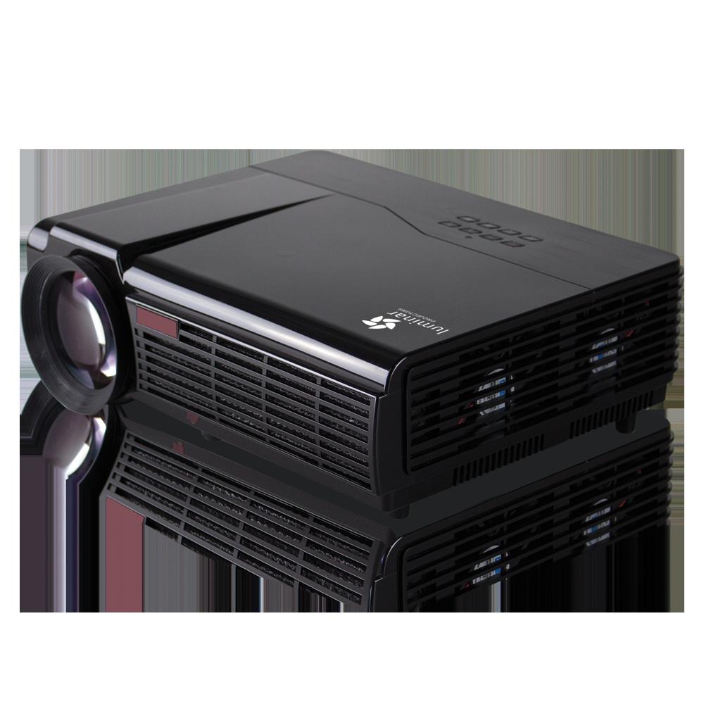 Luminar L500 4k Led Hdmi 1080p Projector Amp Luminar Ls272