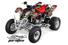 Ed Hardy AMR Racing Polaris Predator 500 2002-2... - $178.15