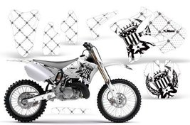 Reloaded-AMRRACING MX Graphics decal kit fits Yamaha YZ 125/250 (2002-2013)-B... - $158.39