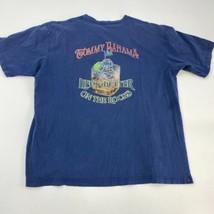 Tommy Bahama T Shirt Men's Size XL Short Sleeve Navy Crew Neck Casual - $17.99