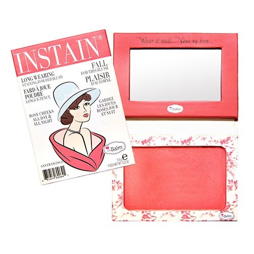 theBalm Instain Long-Wearing Powder Staining Blush Toile - $22.00