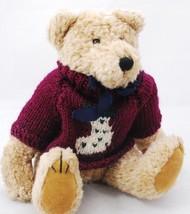 Boyds Bears Bear Plush - Sweater w Christmas Stocking - 1994 Archive Series - $49.01