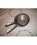 Vintage Aluminum Small Saucepans - $15.00