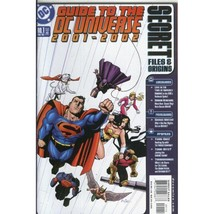 Secret Files & Origins: Guide to the DC Universe 2001-2001 - $15.60
