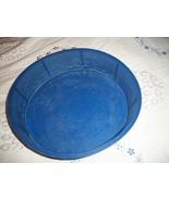 Blue Silicone Round Cake Pan - $10.00