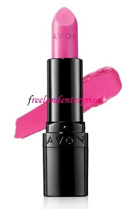 "Primary image for Make Up True Color Lipstick Perfectly Matte ""Electric Pink""  ~ NEW ~ Avon ~"