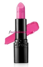 "Make Up True Color Lipstick Perfectly Matte ""Electric Pink""  ~ NEW ~ Avon ~ - $10.84"