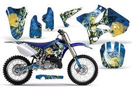 Iron Maiden-AMRRACING MX Graphics decal kit fits Yamaha YZ 125/250 (2002-2013... - $158.35