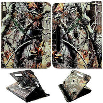 """AM Brown Camo RT 8"""" for Universal Tablet PU Lea... - $13.99"""