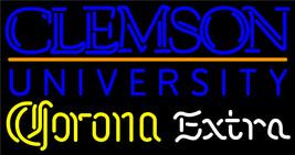 Corona Extra Clemson University Neon Sign - $699.00