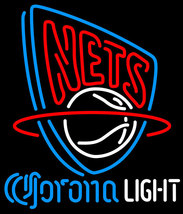 Corona Light NBA New Jersey Nets Neon Sign - $699.00