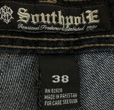 Mens Southpole Jeans 38x32 - $14.03