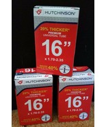 """16"""" Bike Universal Premium Tube Innertube Hutchinson Schrader Valve Bicy... - $15.81"""